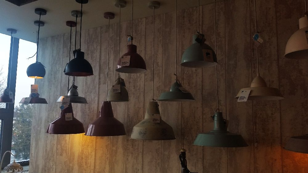 adelaparvu.com despre showroom corpuri de iluminat pe stoc, Eglo Romania (17)