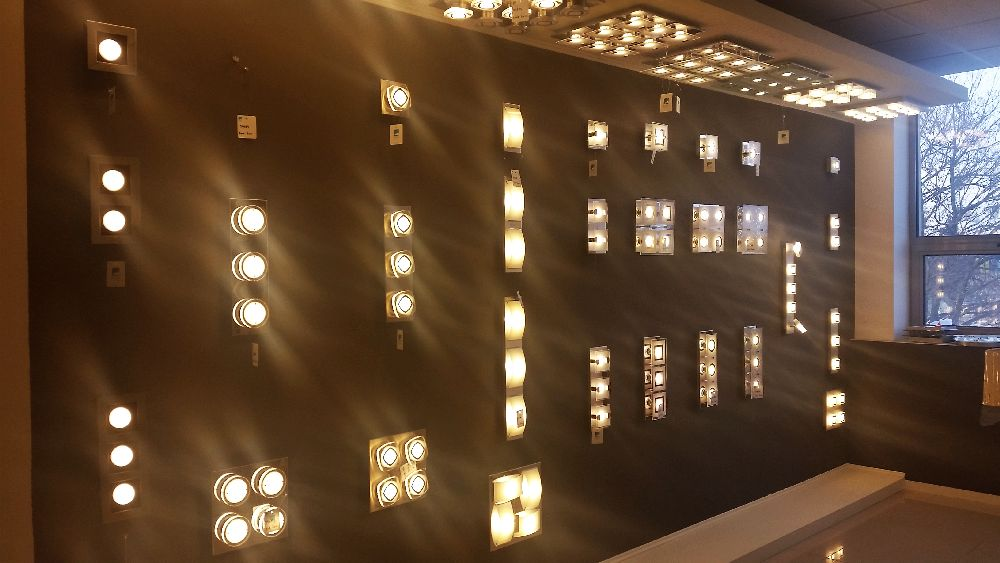 adelaparvu.com despre showroom corpuri de iluminat pe stoc, Eglo Romania (19)