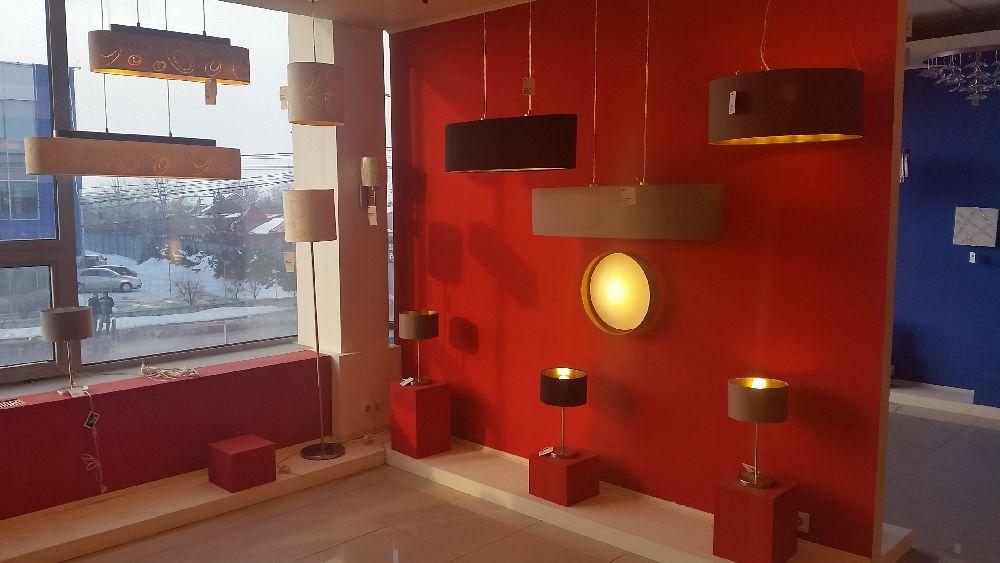 adelaparvu.com despre showroom corpuri de iluminat pe stoc, Eglo Romania (4)