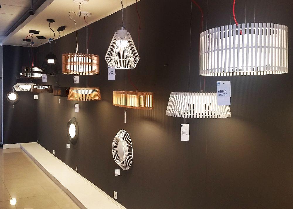 adelaparvu.com despre showroom corpuri de iluminat pe stoc, Eglo Romania (6)