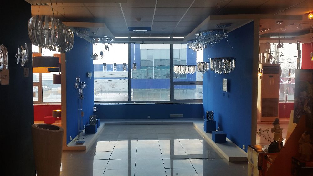 adelaparvu.com despre showroom corpuri de iluminat pe stoc, Eglo Romania (7)