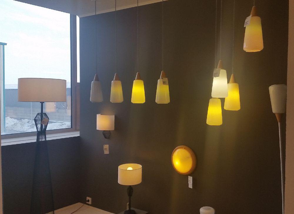 adelaparvu.com despre showroom corpuri de iluminat pe stoc, Eglo Romania (8)