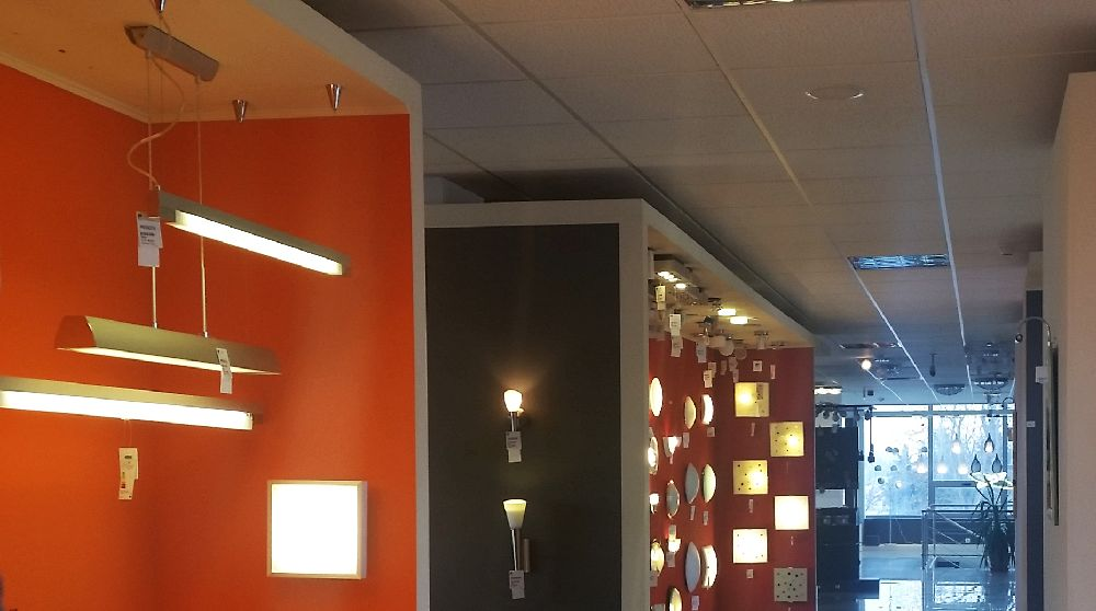adelaparvu.com despre showroom corpuri de iluminat pe stoc, Eglo Romania (9)