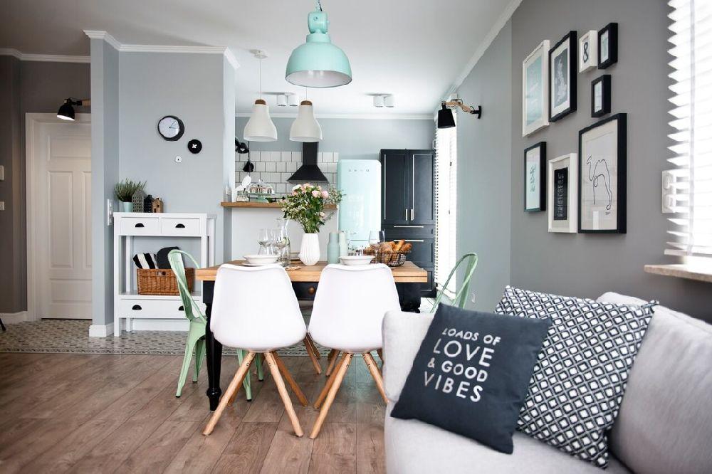 adelaparvu.com despre amenajare apartament 3 camere, 60 mp, design interior Shoko Design (9)