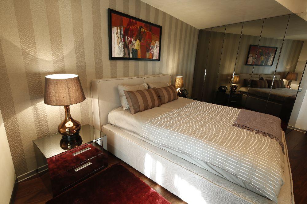 adelaparvu.com despre amenajare lux apartament 2 camere, 55 mp, Bucuresti, design interior arh Claudia Stefanescu, Foto Victor Oancea (13)