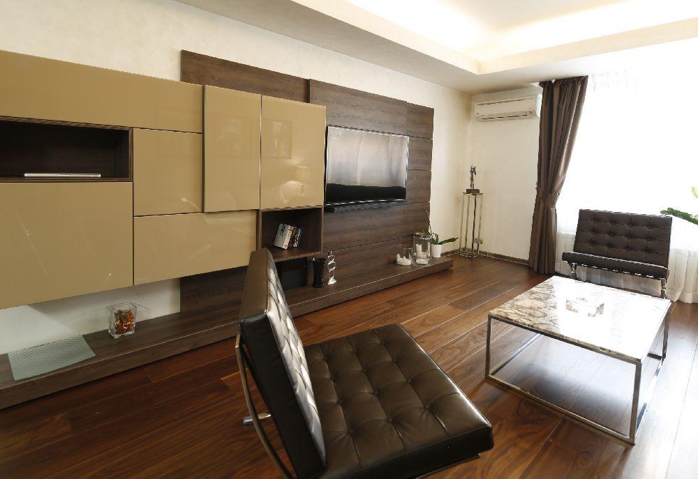 adelaparvu.com despre amenajare lux apartament 2 camere, 55 mp, Bucuresti, design interior arh Claudia Stefanescu, Foto Victor Oancea (18)