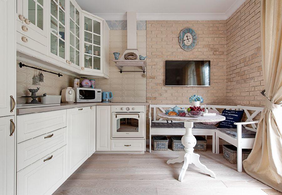 Camere Shabby Chic Foto : Apartament cu camere de mp amenajat în stil shabby chic