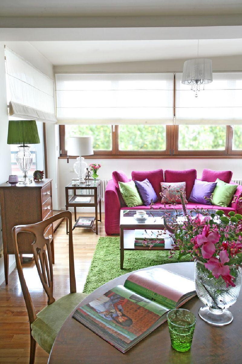 adelaparvu.com despre apartament 2 camere 55 mp, decor in rosu, design Holart Studio (10)