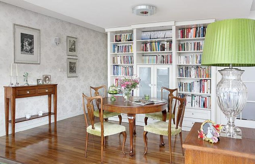 adelaparvu.com despre apartament 2 camere 55 mp, decor in rosu, design Holart Studio (3)