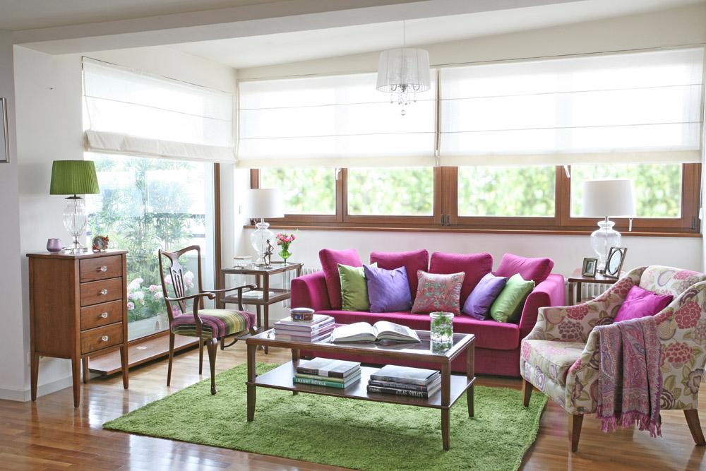 adelaparvu.com despre apartament 2 camere 55 mp, decor in rosu, design Holart Studio (7)