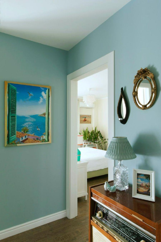adelaparvu.com despre apartament 2 camere, 60 mp, designer interior Katya Tchistov, signer Foto OT Designer (4)