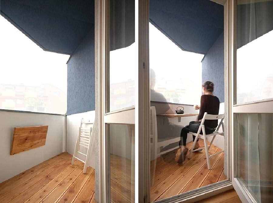 adelaparvu.com despre apartament 41 mp cu doua paturi matrimoniale, design interior arh Daria Pietryka (15)