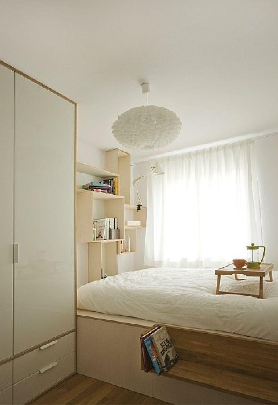 adelaparvu.com despre apartament 41 mp cu doua paturi matrimoniale, design interior arh Daria Pietryka (20)