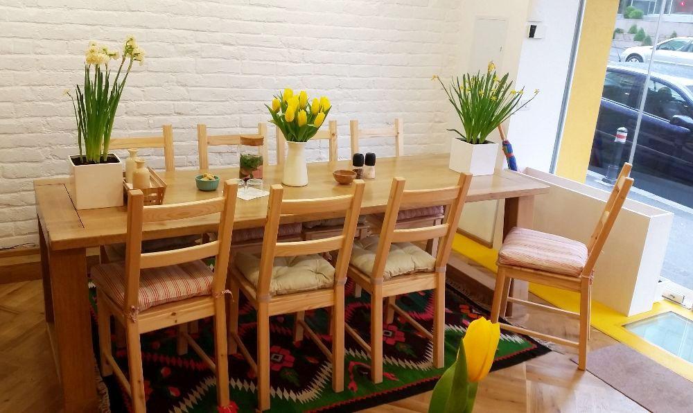 adelaparvu.com despre cafeneaua Arome, Bucuresti, design interior Silvia Diaconu, Bogdan Gogoci (16)