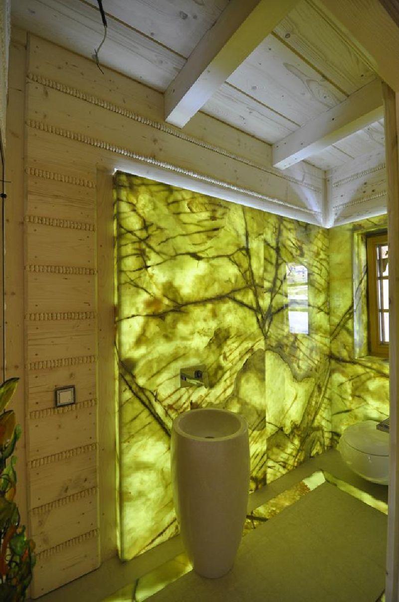 adelaparvu.com despre casa din lemn cu interior folcloric, casa Polonia, design interior Katarzyna Zachariasz-Rybak, k2 Studio (4)