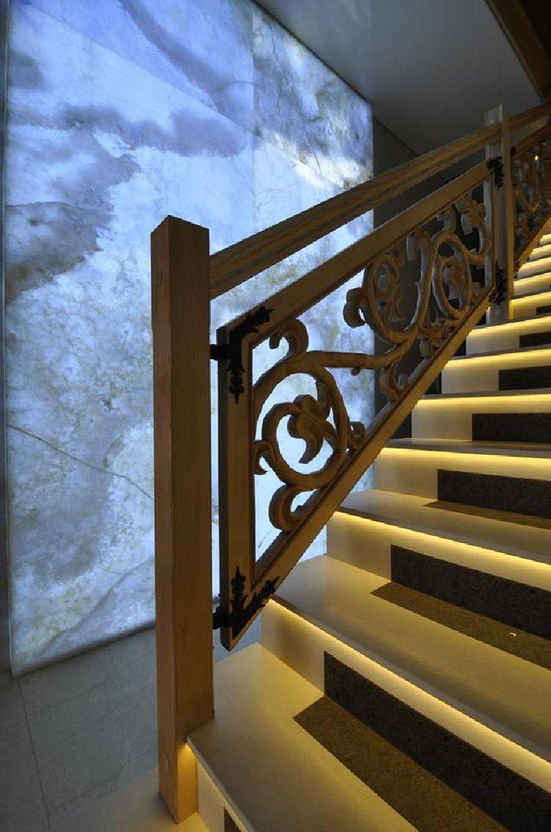 adelaparvu.com despre casa din lemn cu interior folcloric, casa Polonia, design interior Katarzyna Zachariasz-Rybak, k2 Studio (9)