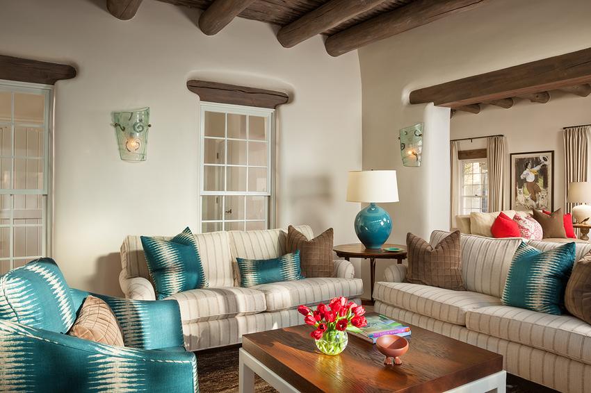 adelaparvu.com despre casa in Santa Fe, design interior Violante & Rockford Interiors, Foto Wendy McEahern (5)