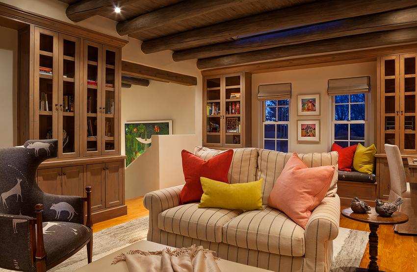 adelaparvu.com despre casa in Santa Fe, design interior Violante & Rockford Interiors, Foto Wendy McEahern (7)