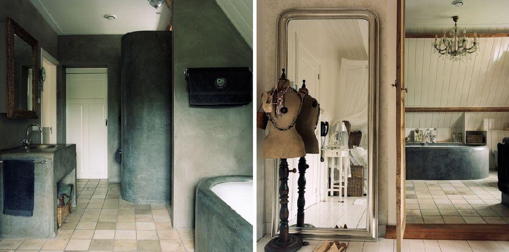 adelaparvu.com despre casa olandeza renovata, design interior Saskia si Henk Teunissen, Riviera Maison, Foto HousetoHome (1)