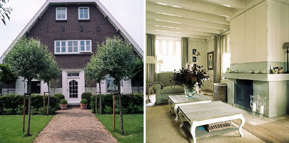 adelaparvu.com despre casa olandeza renovata, design interior Saskia si Henk Teunissen, Riviera Maison, Foto HousetoHome (2)