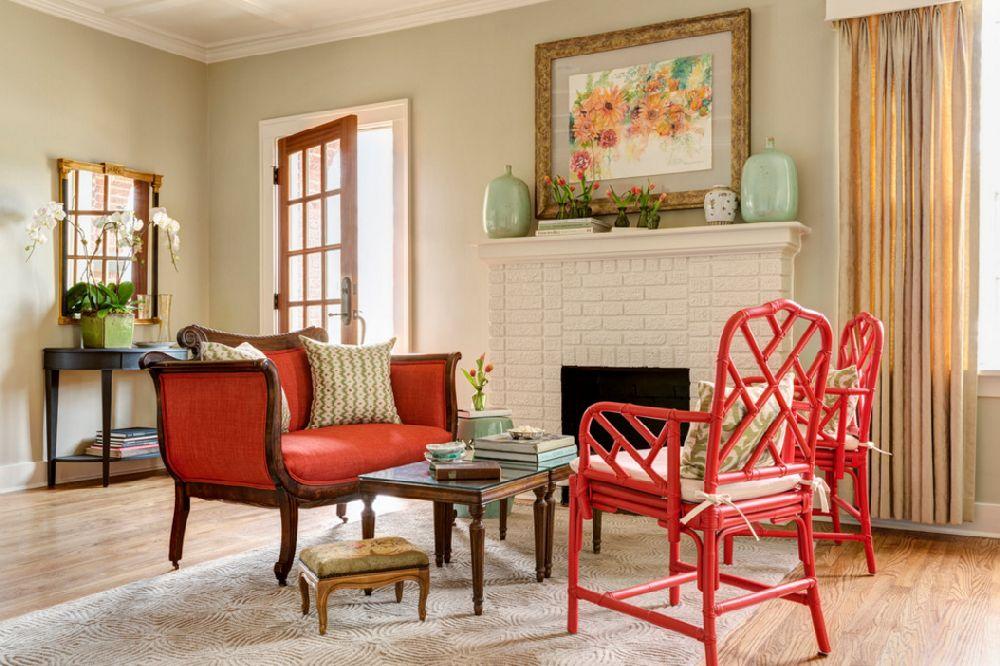 adelaparvu.com despre casa renovata, casa SUA, designer Kathryn LeMaster (2)