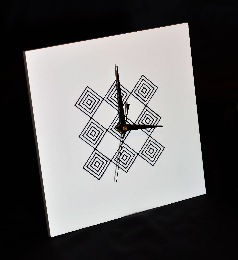adelaparvu.com despre ceasuri cu motive traditionale romanesti, design Artesis, Gina Bursuc (7)