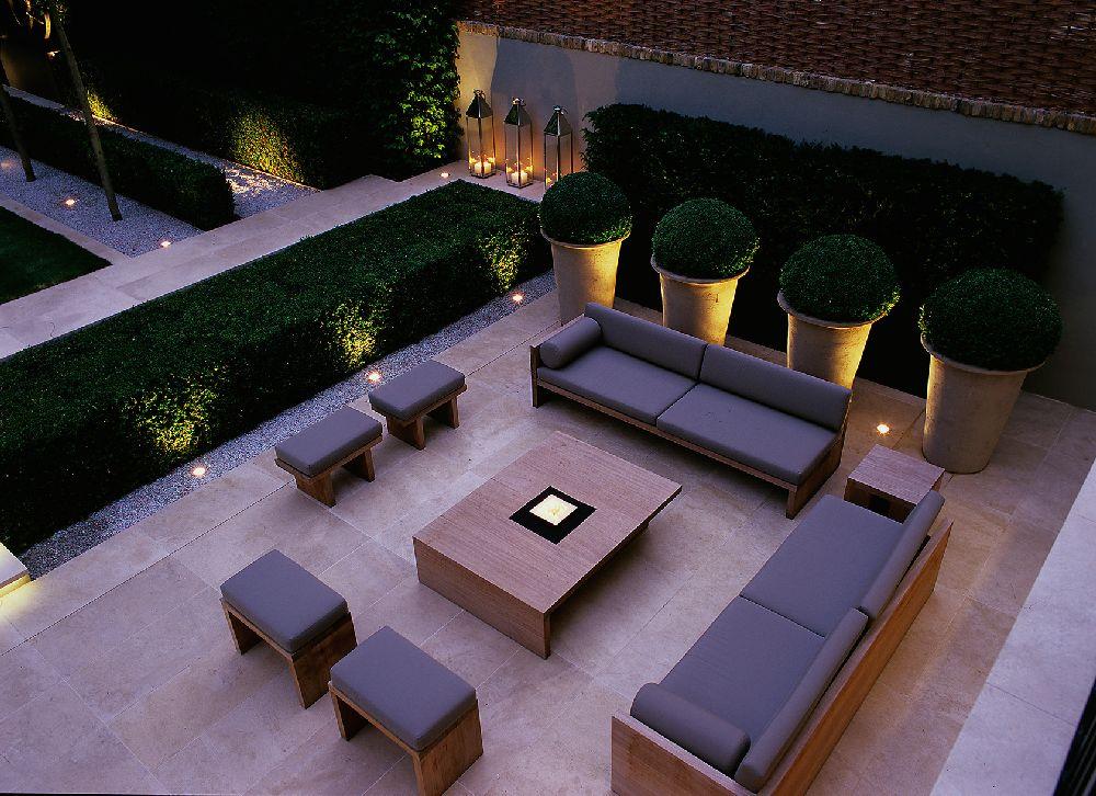 adelaparvu.com despre gradini mici si elegante, Gradina Adisson Road, designer Luciano Giubbilei (2)