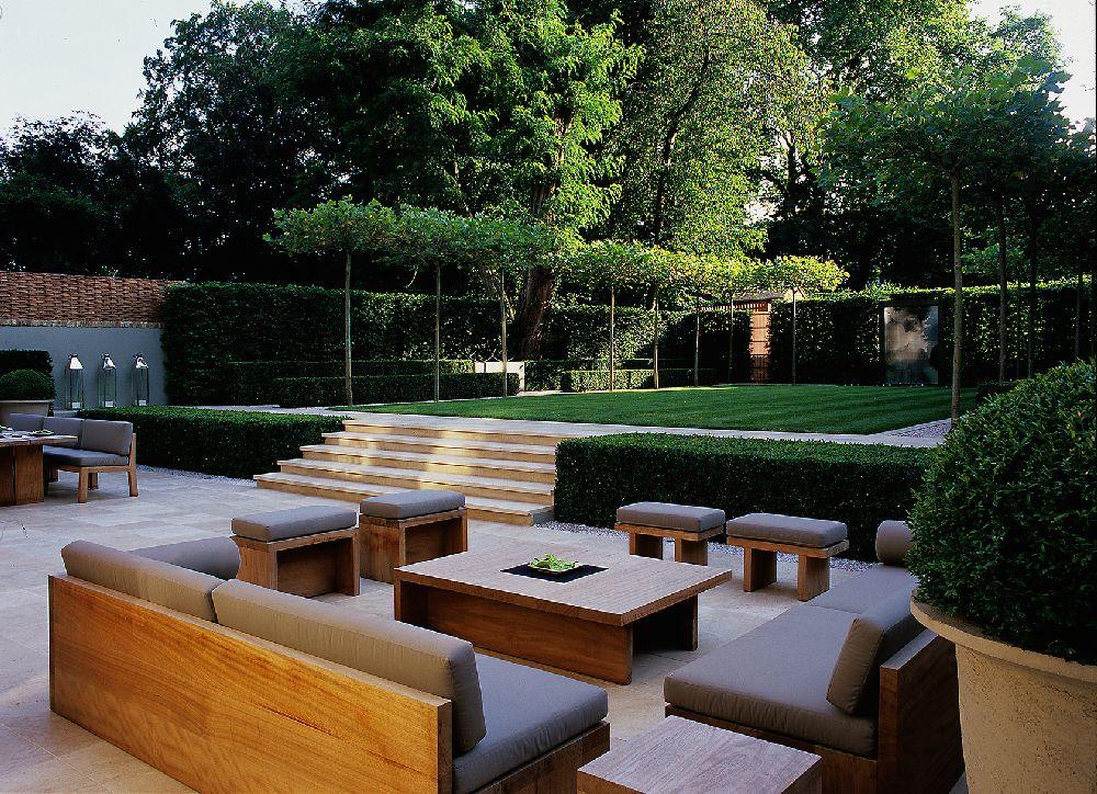 adelaparvu.com despre gradini mici si elegante, Gradina Adisson Road, designer Luciano Giubbilei (3)