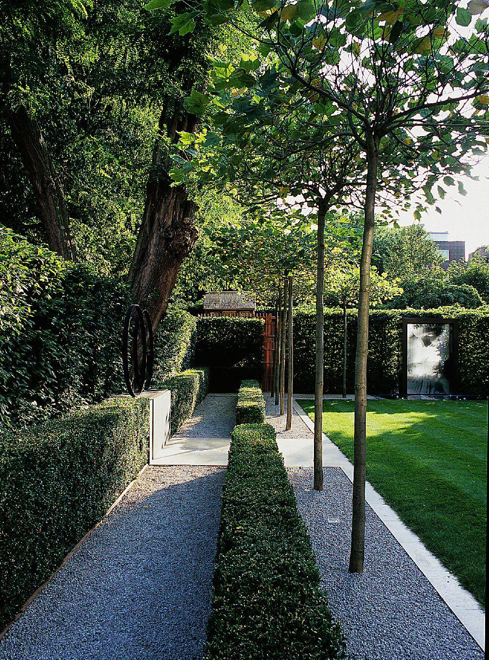 adelaparvu.com despre gradini mici si elegante, Gradina Adisson Road, designer Luciano Giubbilei (4)