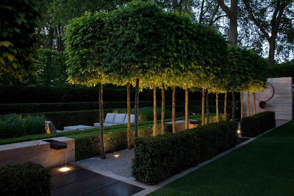 adelaparvu.com despre gradini mici si elegante, Gradina Chelsea 2009, designer Luciano Giubbilei (1)
