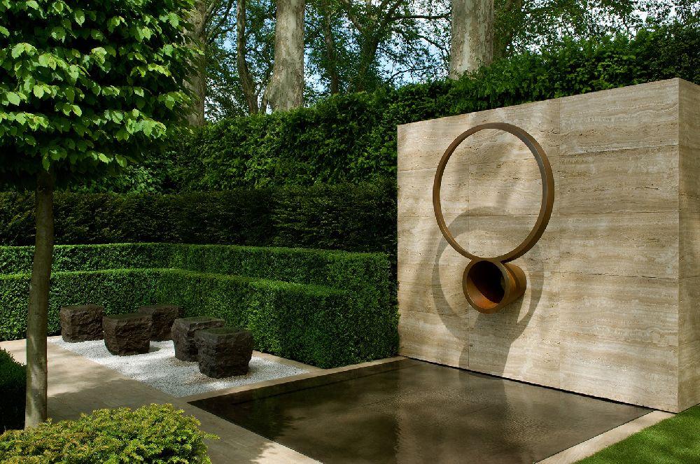 adelaparvu.com despre gradini mici si elegante, Gradina Chelsea 2009, designer Luciano Giubbilei (2)
