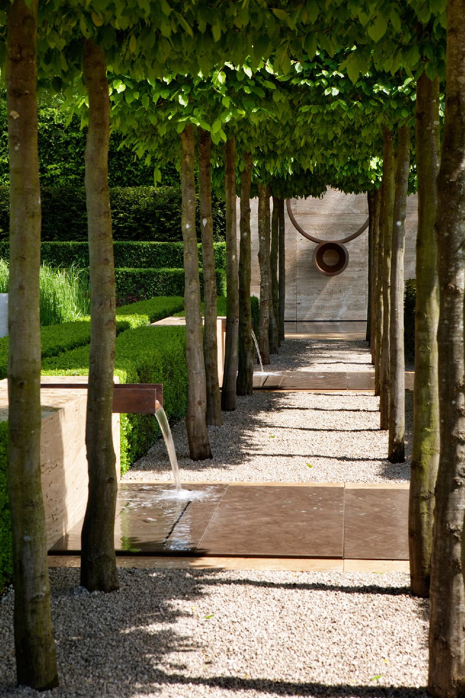 adelaparvu.com despre gradini mici si elegante, Gradina Chelsea 2009, designer Luciano Giubbilei (5)