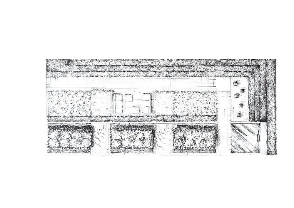 adelaparvu.com despre gradini mici si elegante, Gradina Chelsea 2009, designer Luciano Giubbilei (8)