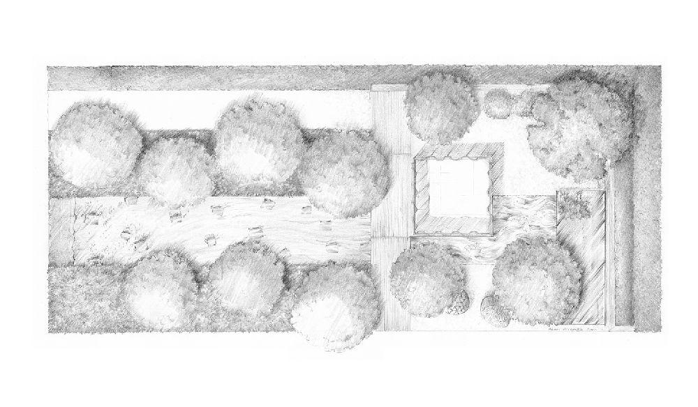 adelaparvu.com despre gradini mici si elegante, Gradina Chelsea 2011, designer Luciano Giubbilei (8)