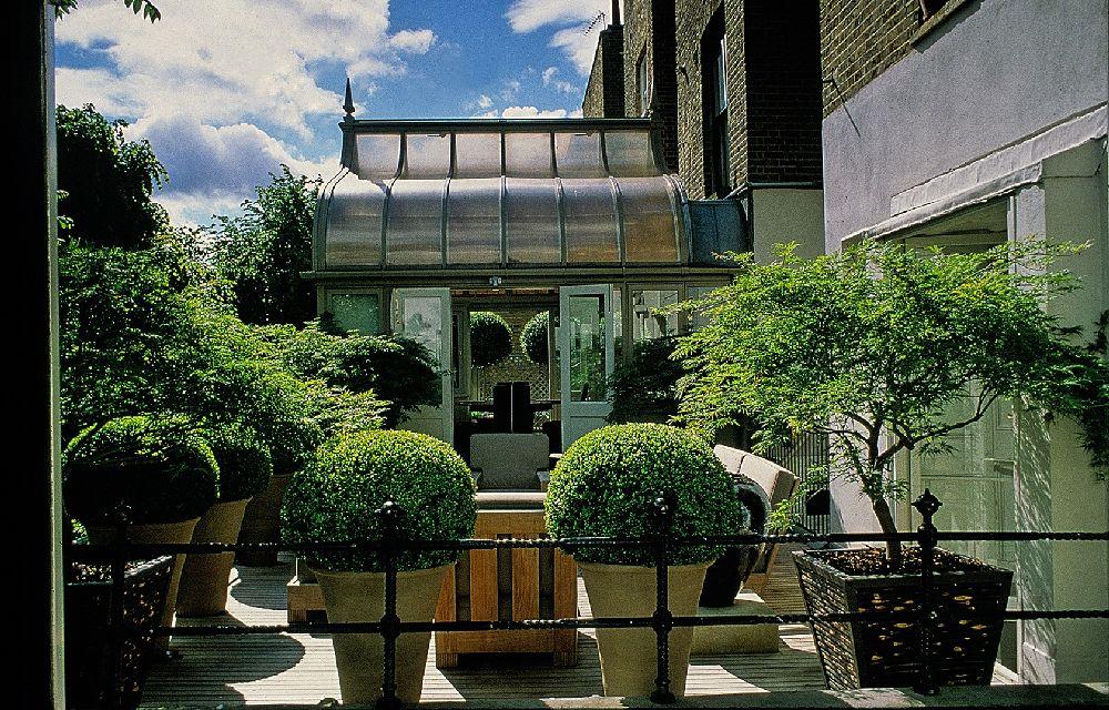 adelaparvu.com despre gradini mici si elegante, Gradina Harcourt Terrace, designer Luciano Giubbilei (4)