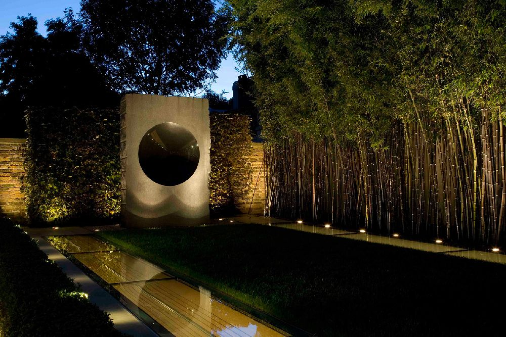 adelaparvu.com despre gradini mici si elegante, Gradina Holland Park, designer Luciano Giubbilei (4)
