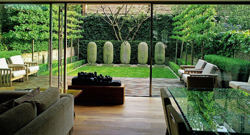 adelaparvu.com despre gradini mici si elegante, Gradina Kensington Gardens, designer Luciano Giubbilei (1)