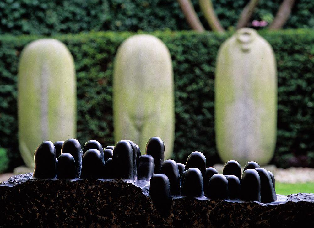 adelaparvu.com despre gradini mici si elegante, Gradina Kensington Gardens, designer Luciano Giubbilei (4)