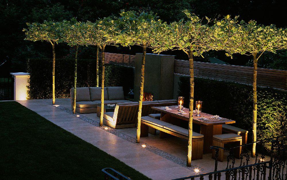 adelaparvu.com despre gradini mici si elegante, Gradina Notting Hill, designer Luciano Giubbilei (5)
