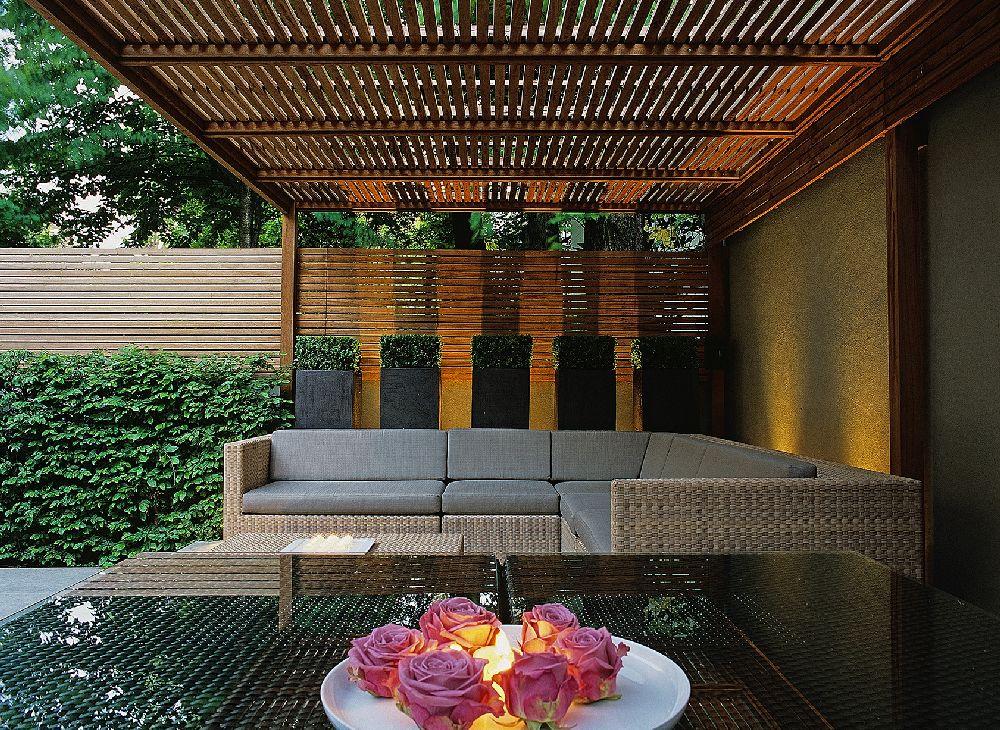 adelaparvu.com despre gradini mici si elegante, Gradina Pelham Crescent, designer Luciano Giubbilei (2)
