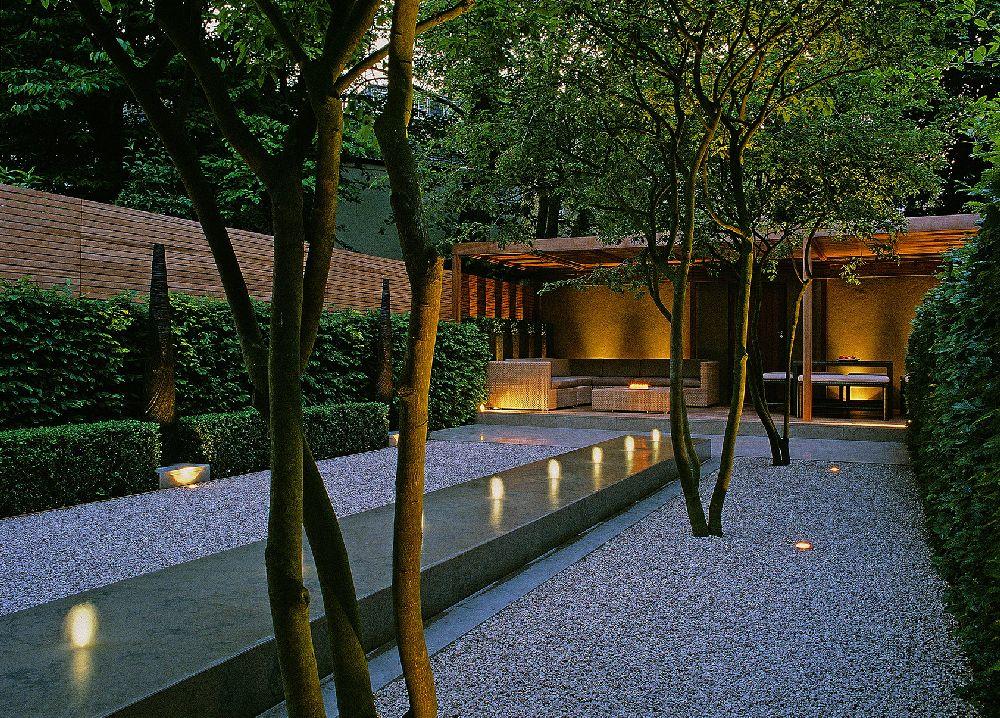 adelaparvu.com despre gradini mici si elegante, Gradina Pelham Crescent, designer Luciano Giubbilei (4)