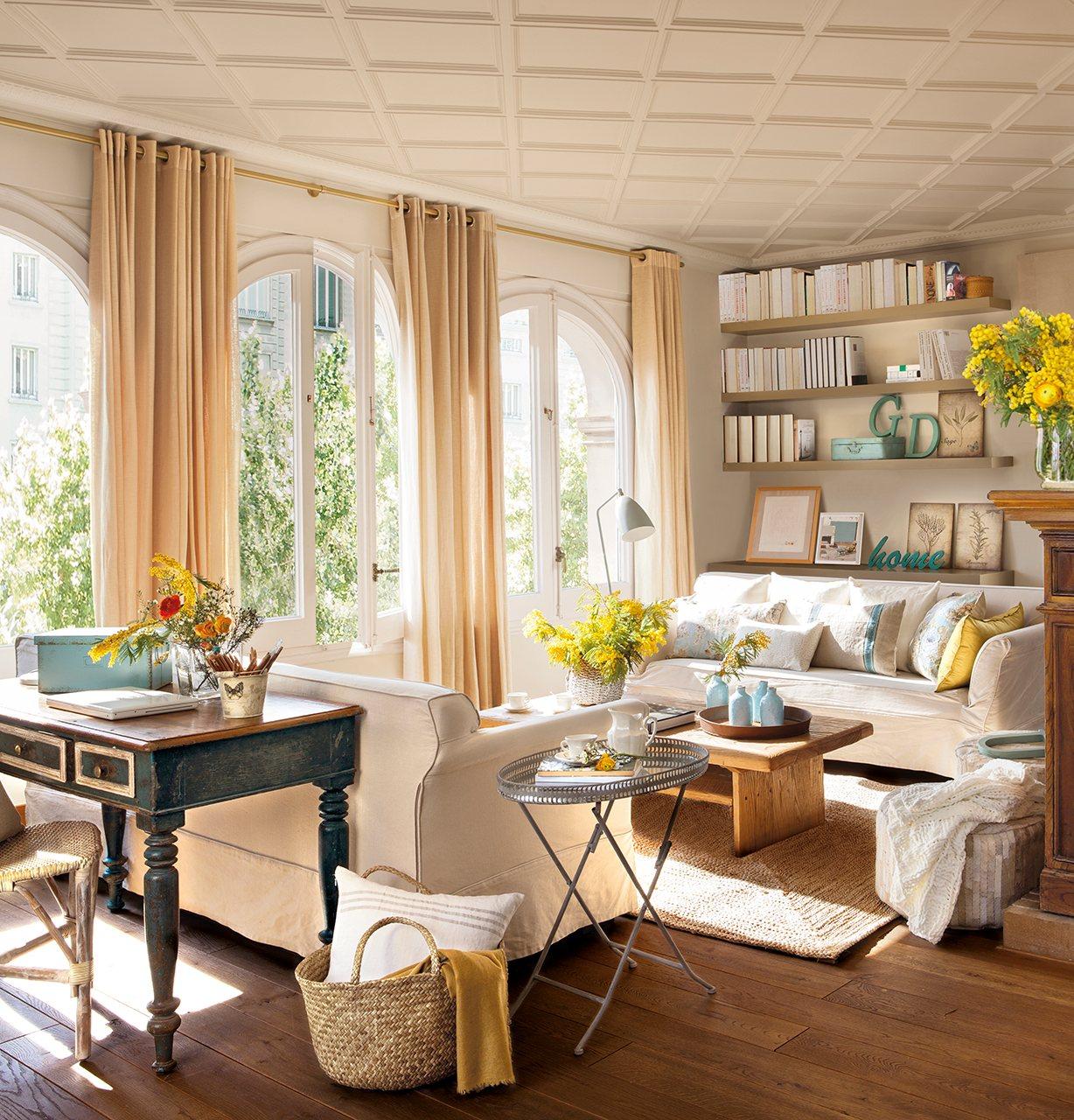 65 de idei pentru decorul ferestrelor cu arcad adela - Decorar casas por dentro ...