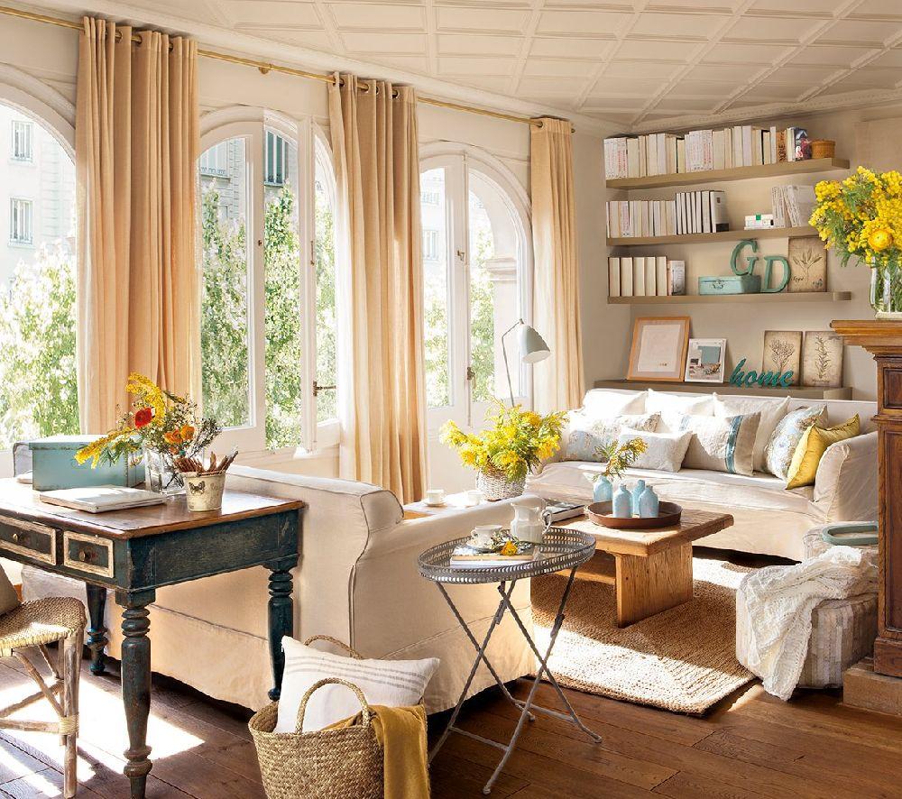 adelaparvu.com despre idei pentru decorul ferestrelor arcada