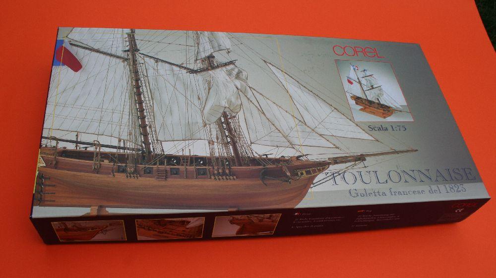adelaparvu.com despre kituri de constructie, nava istorica (1)