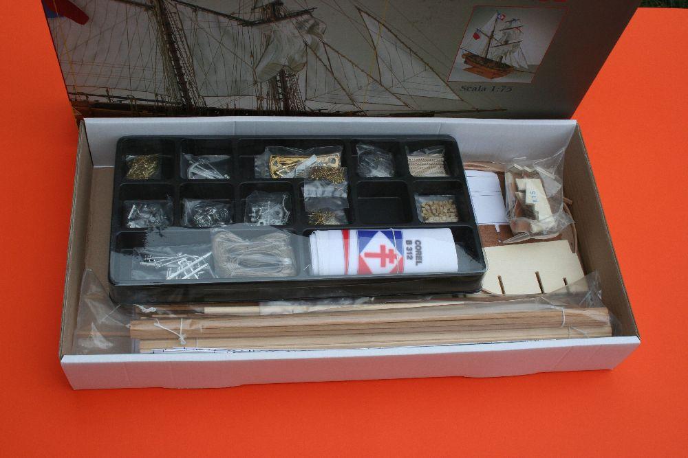adelaparvu.com despre kituri de constructie, nava istorica (2)