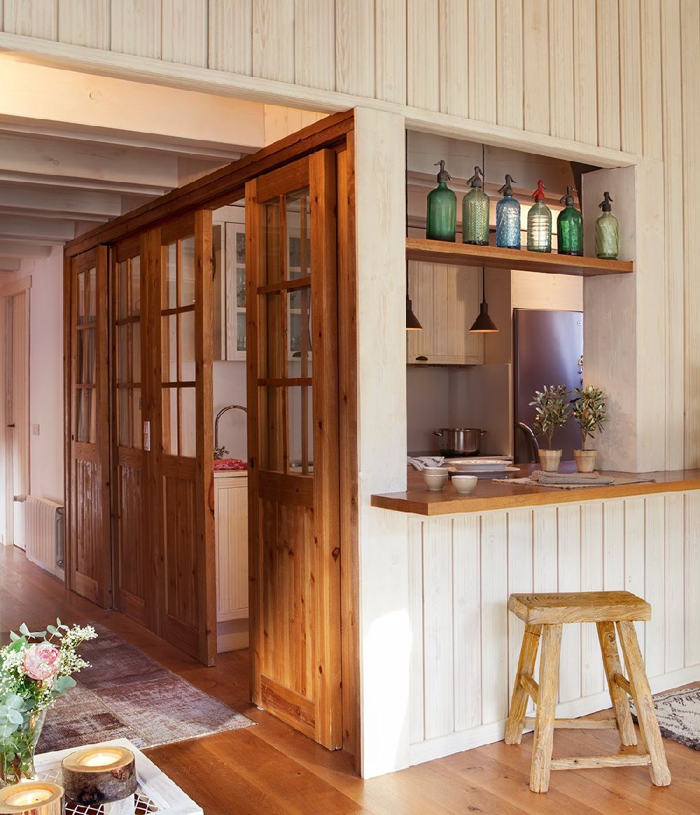adelaparvu.com despre locuinta la mansarda, arhitect Cristina Carbonell, Foto ElMueble (1)
