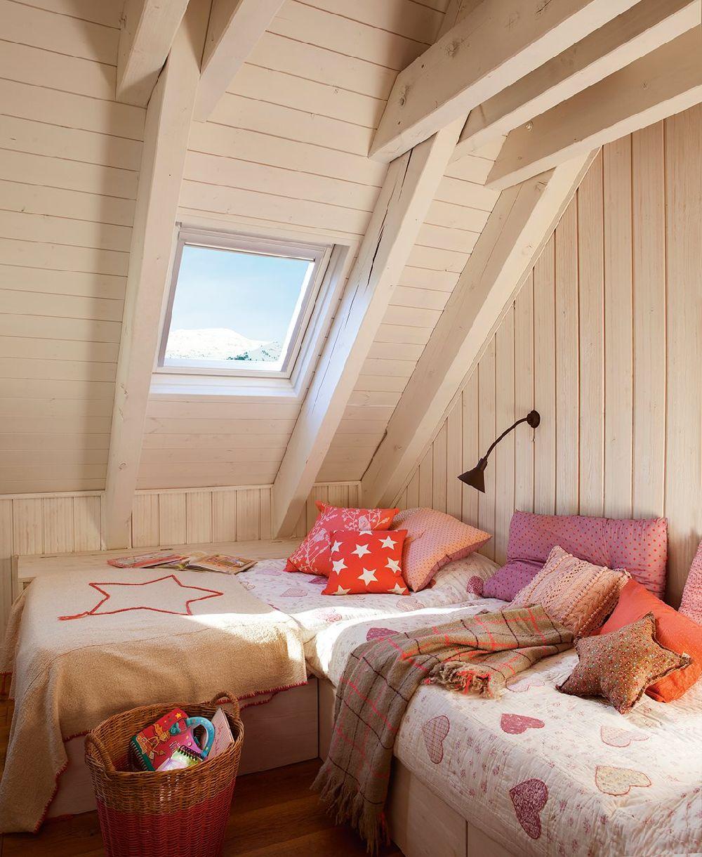 adelaparvu.com despre locuinta la mansarda, arhitect Cristina Carbonell, Foto ElMueble (10)