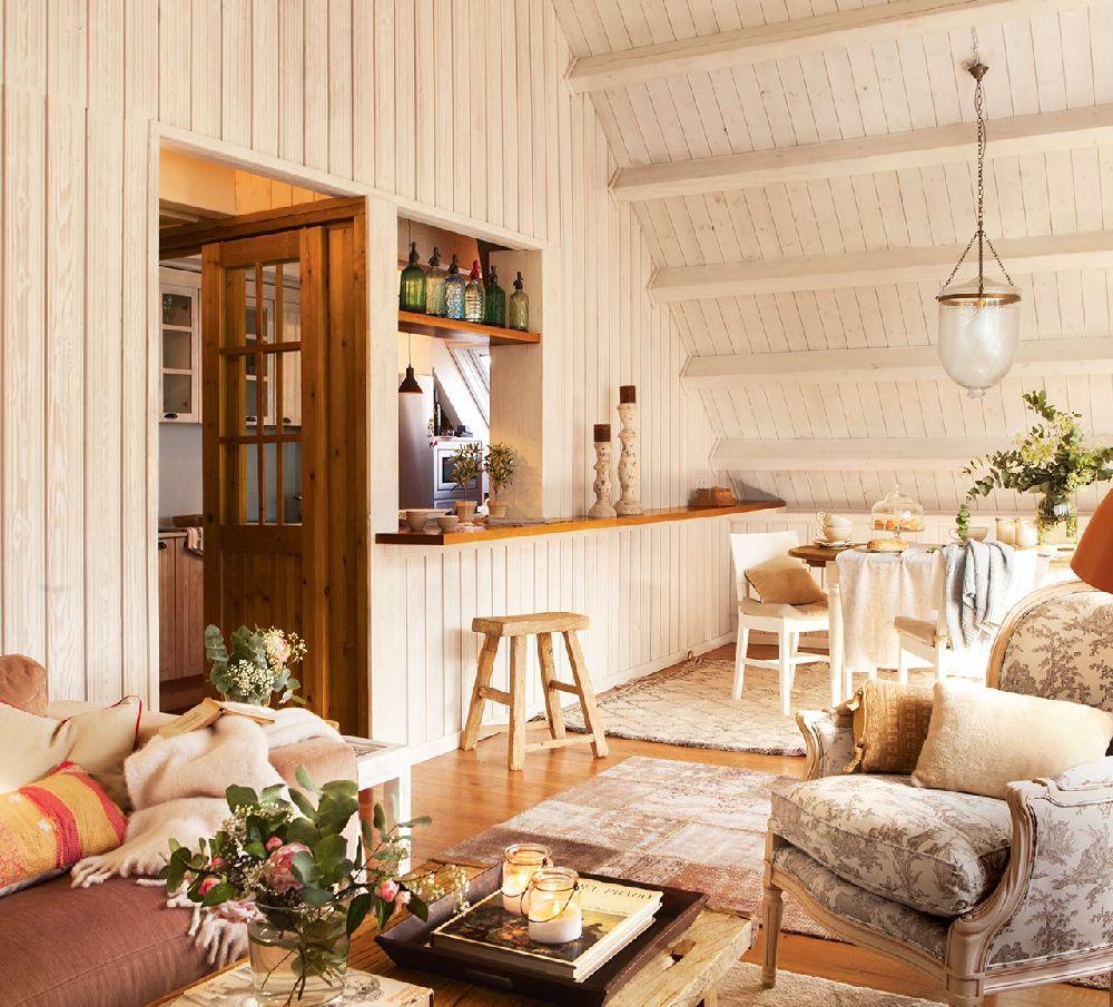 adelaparvu.com despre locuinta la mansarda, arhitect Cristina Carbonell, Foto ElMueble (11)