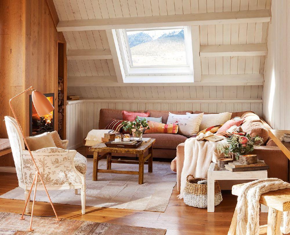 adelaparvu.com despre locuinta la mansarda, arhitect Cristina Carbonell, Foto ElMueble (12)