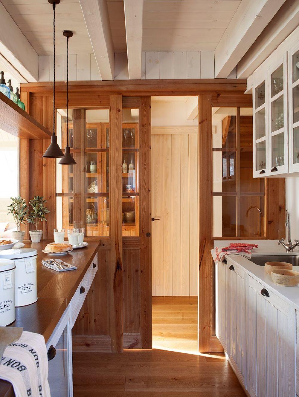 adelaparvu.com despre locuinta la mansarda, arhitect Cristina Carbonell, Foto ElMueble (2)